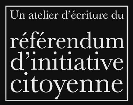 Montpellier :  l'écriture du RIC à commencé