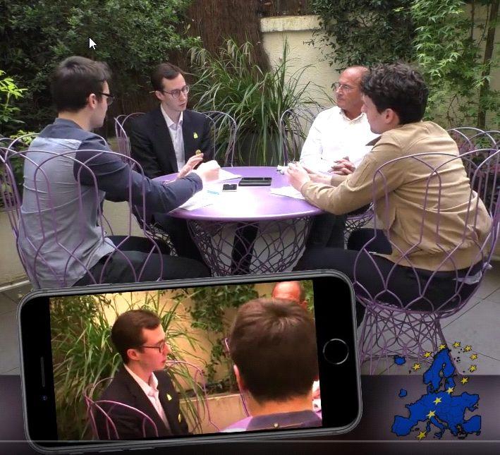 JUSQU'OÙ IRONT LES GILETS JAUNES? Entretien avec François Boulo et les jeunes étudiants en Sciences politiques de la Critique de la Raison Européenne