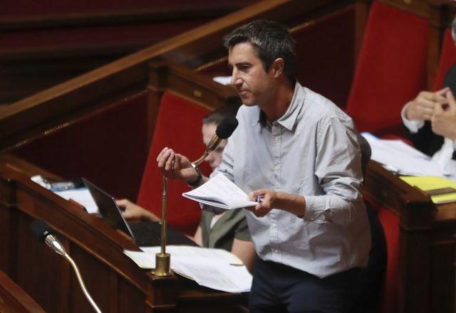 [Représentant enthousiasmant] Nième reddition des comptes volontaire de François Ruffin