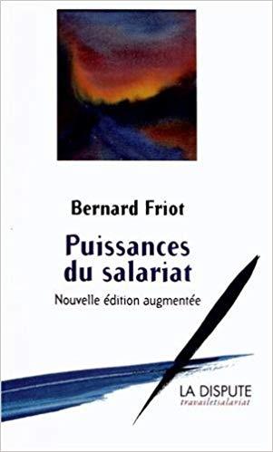 [IMPORTANT] Bernard Friot: «la cotisation sociale, ce n'est pas une ponction, c'est un supplément! C'est ça qui faut bien comprendre. Parce que sinon, après, on va penser qu'il faut taxer le capital pour financer la Sécu»
