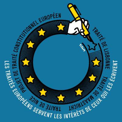 Jean Bricmont analyse ici l'UE et les élections européennes, en s'appuyant sur les livres de Coralie Delaume, David Cayla et Olivier Delorme