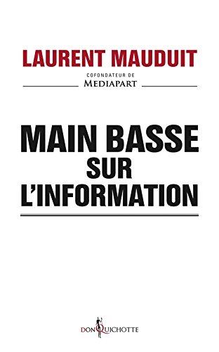 Aude Lancelin, sur la scandaleuse appropriation des médias (y compris des prétendus «Reporters sans frontières», apparemment) par les ultrariches, en France comme ailleurs