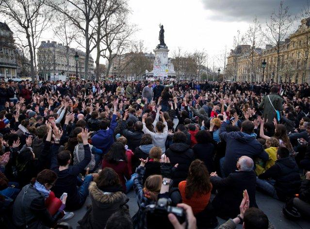 #NuitDebout: témoignage épatant d'un citoyen constituant (ultra contagieux :o) )