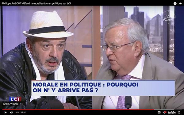 ÉLUS POURRIS ET IMPUNIS bien dénoncés par Philippe Pascot