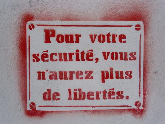 Pour votre sécurité...
