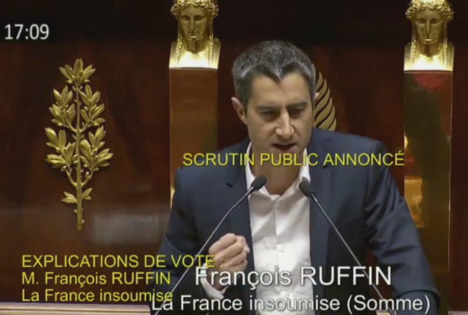 """[Magnifique François Ruffin !] """"En quelle langue faut-il donc vous le dire? Le crédit d'impôt pour la compétitivité et l'emploi (CICE) est une gabegie!"""""""