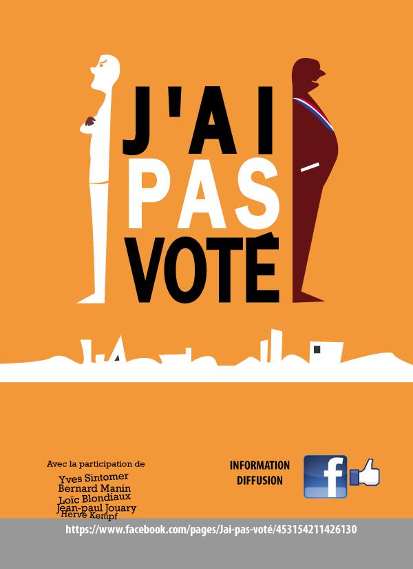 J'AI PAS VOTÉ, un très bon film sur les élections, avec un important complément sur le tirage au sort en politique