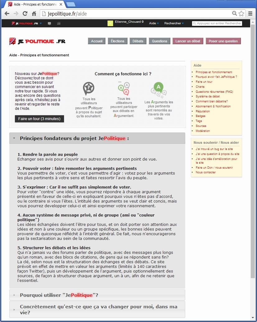 [éducation populaire] De nouveaux outils pour nous aider à multiplier et améliorer nos ateliers constituants: jepolitique.fr, STIG…
