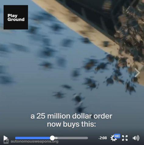 [ROBOTS TUEURS] Big Brother n'aura bientôt plus besoin de snipers, si nous n'apprenons pas (très vite) à limiter nous-mêmes ses pouvoirs. Lisez Grégoire Chamayou: Théorie du drone!